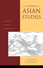 Taqiyya and Identity in a South Asian Community in the Journal of Asian Studies